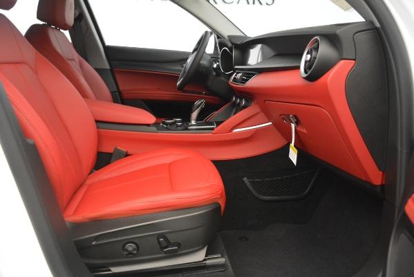 New 2019 Alfa Romeo Stelvio Q4 for sale Sold at Maserati of Greenwich in Greenwich CT 06830 23