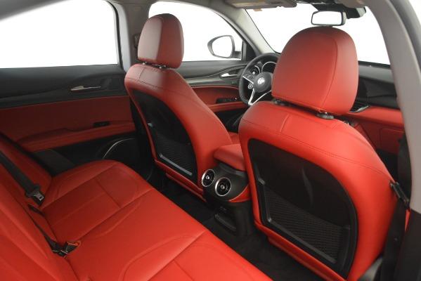 New 2019 Alfa Romeo Stelvio Q4 for sale Sold at Maserati of Greenwich in Greenwich CT 06830 28