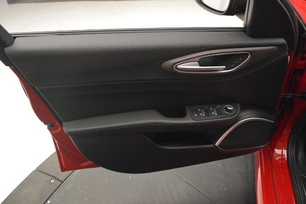 New 2019 Alfa Romeo Giulia Ti Q4 for sale $46,590 at Maserati of Greenwich in Greenwich CT 06830 16