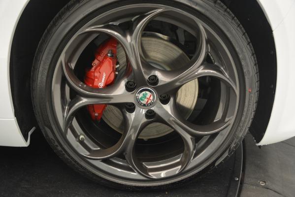 New 2019 Alfa Romeo Giulia Ti Sport Q4 for sale Sold at Maserati of Greenwich in Greenwich CT 06830 25