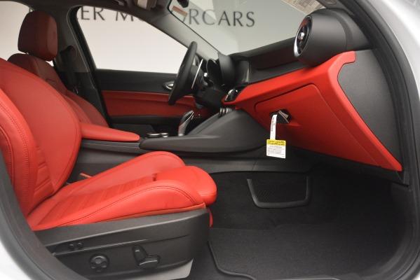 New 2019 Alfa Romeo Giulia Ti Sport Q4 for sale Sold at Maserati of Greenwich in Greenwich CT 06830 23