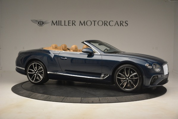 New 2020 Bentley Continental GTC for sale Sold at Maserati of Greenwich in Greenwich CT 06830 10