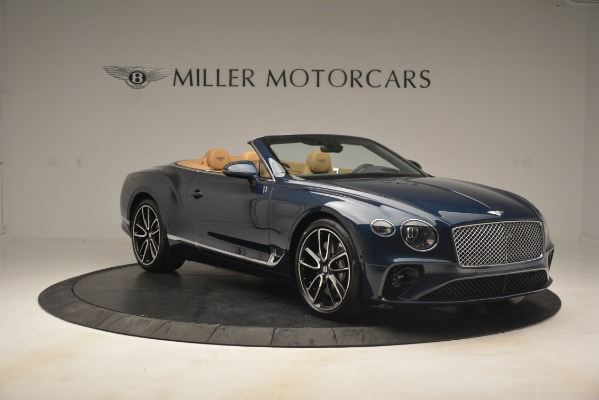 New 2020 Bentley Continental GTC for sale Sold at Maserati of Greenwich in Greenwich CT 06830 11