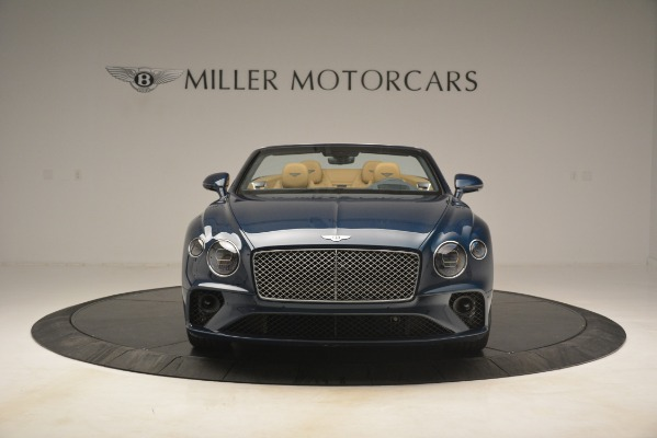 New 2020 Bentley Continental GTC for sale Sold at Maserati of Greenwich in Greenwich CT 06830 12