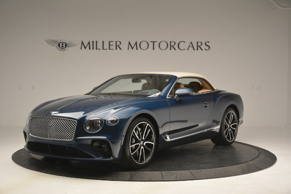 New 2020 Bentley Continental GTC for sale Sold at Maserati of Greenwich in Greenwich CT 06830 14