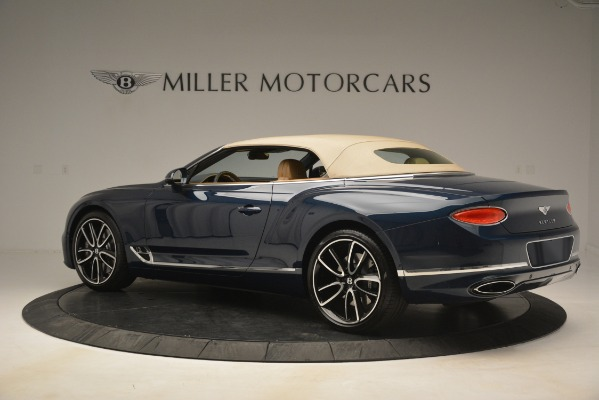 New 2020 Bentley Continental GTC for sale Sold at Maserati of Greenwich in Greenwich CT 06830 15