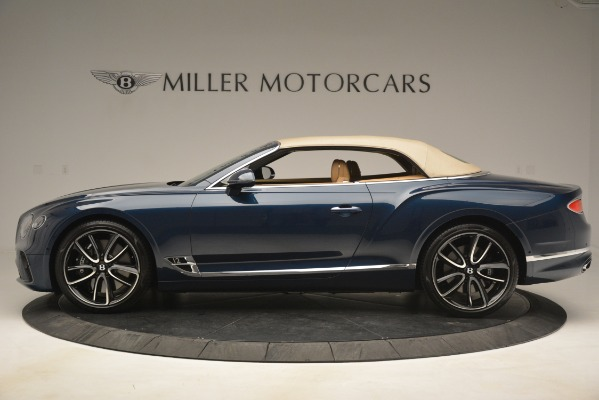 New 2020 Bentley Continental GTC for sale Sold at Maserati of Greenwich in Greenwich CT 06830 16