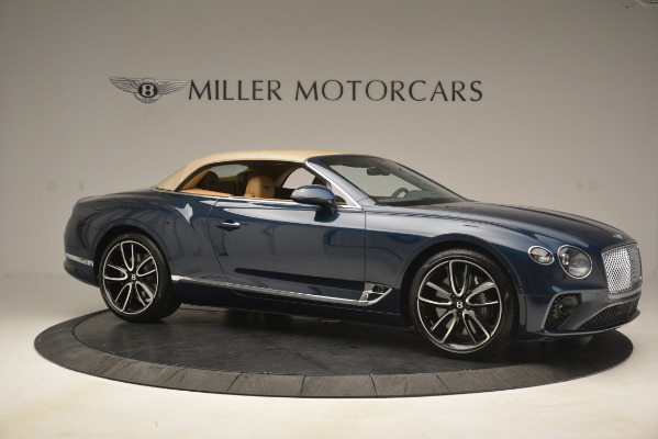 New 2020 Bentley Continental GTC for sale Sold at Maserati of Greenwich in Greenwich CT 06830 19