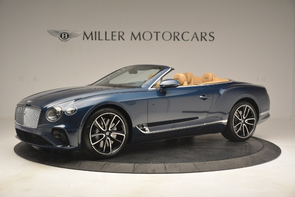 New 2020 Bentley Continental GTC for sale Sold at Maserati of Greenwich in Greenwich CT 06830 2