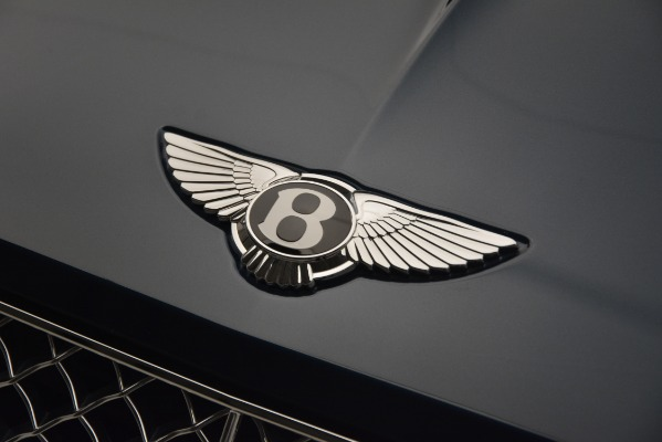 New 2020 Bentley Continental GTC for sale Sold at Maserati of Greenwich in Greenwich CT 06830 20
