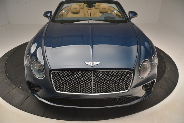 New 2020 Bentley Continental GTC for sale Sold at Maserati of Greenwich in Greenwich CT 06830 21