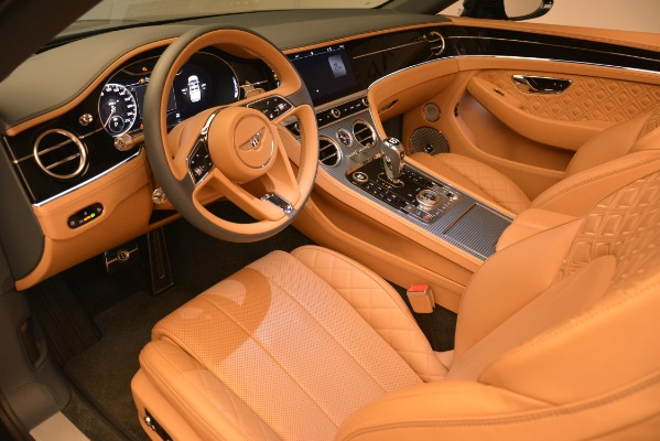 New 2020 Bentley Continental GTC for sale Sold at Maserati of Greenwich in Greenwich CT 06830 28