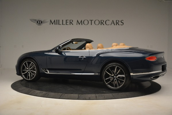 New 2020 Bentley Continental GTC for sale Sold at Maserati of Greenwich in Greenwich CT 06830 4