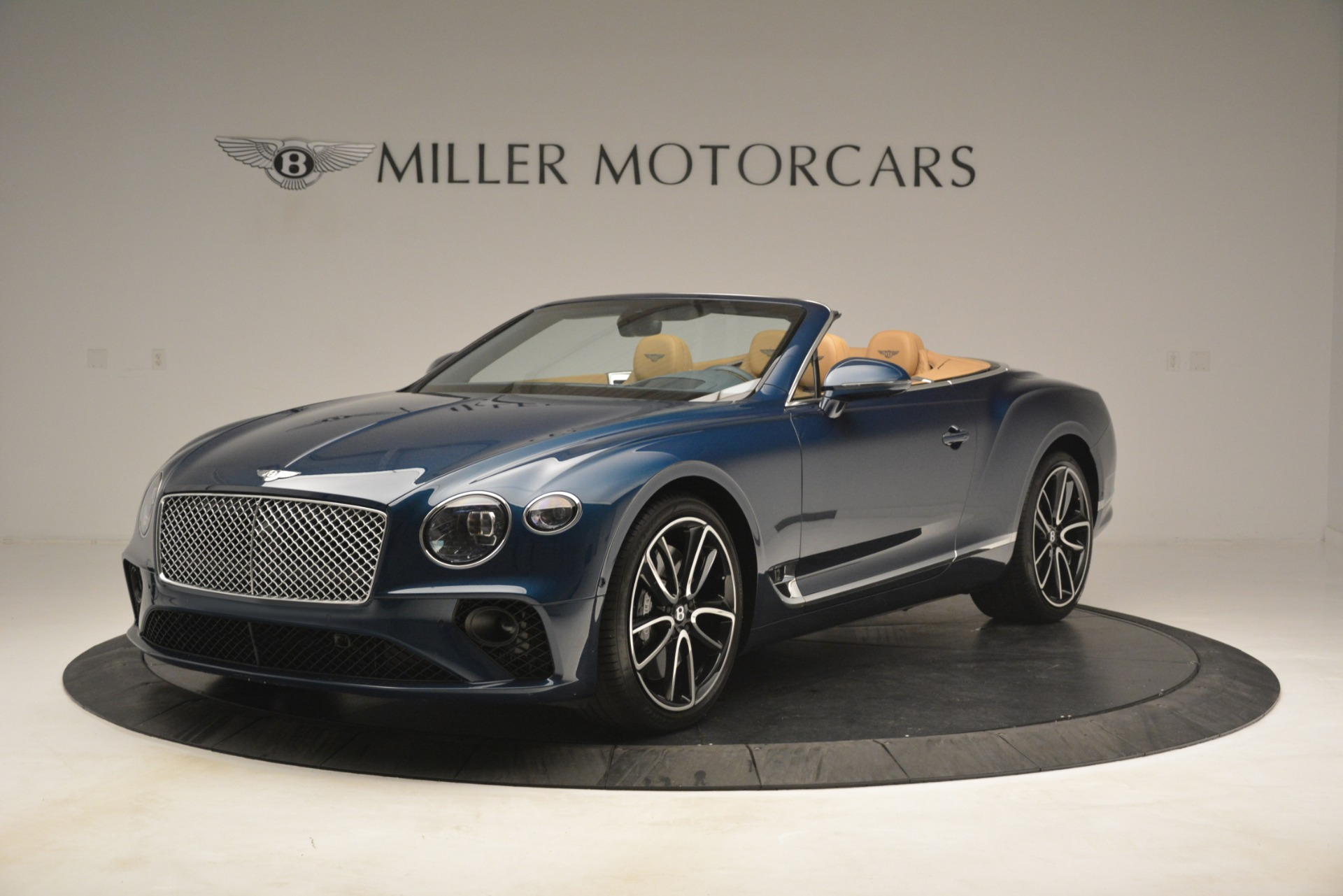 New 2020 Bentley Continental GTC for sale Sold at Maserati of Greenwich in Greenwich CT 06830 1