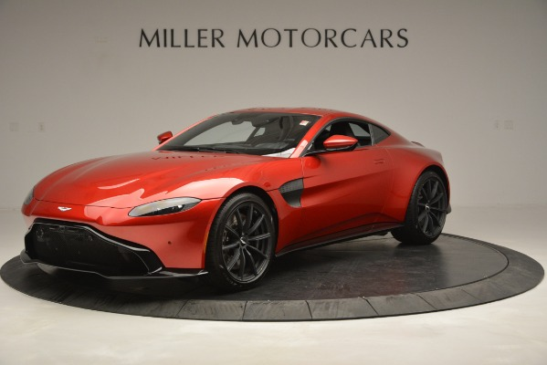 New 2019 Aston Martin Vantage for sale Sold at Maserati of Greenwich in Greenwich CT 06830 2