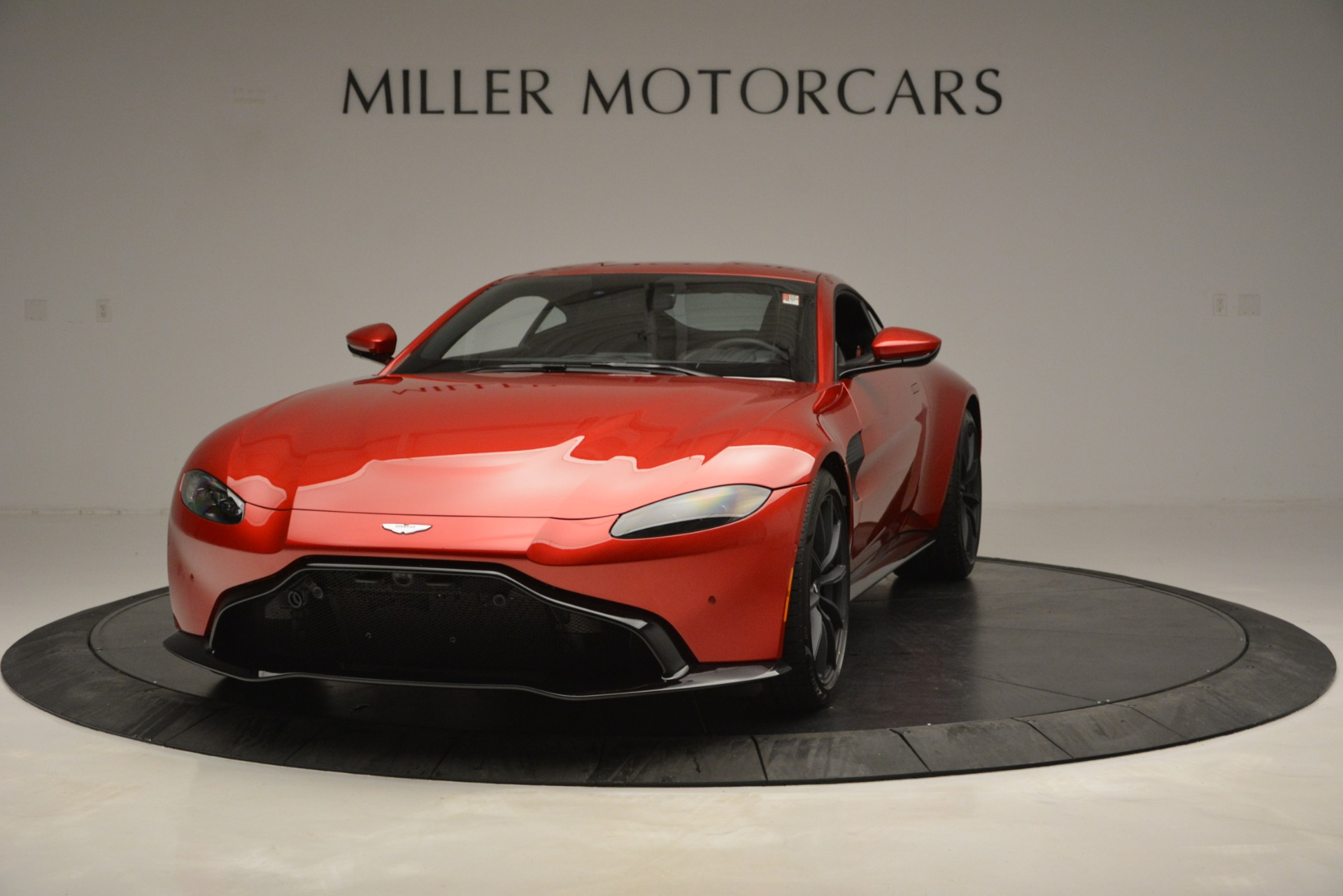 New 2019 Aston Martin Vantage for sale Sold at Maserati of Greenwich in Greenwich CT 06830 1