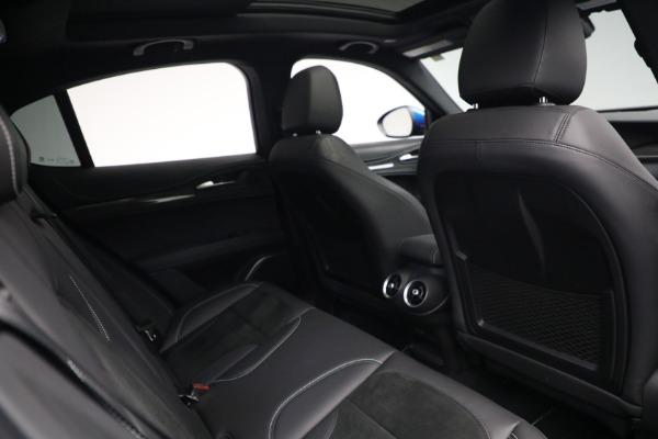 New 2019 Alfa Romeo Stelvio Quadrifoglio for sale Sold at Maserati of Greenwich in Greenwich CT 06830 28