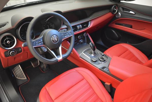 New 2019 Alfa Romeo Stelvio Ti Lusso Q4 for sale Sold at Maserati of Greenwich in Greenwich CT 06830 14