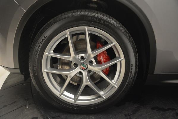 New 2019 Alfa Romeo Stelvio Ti Lusso Q4 for sale Sold at Maserati of Greenwich in Greenwich CT 06830 20