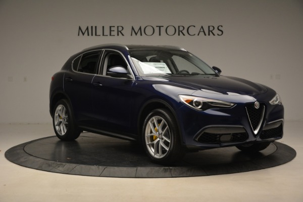 New 2019 Alfa Romeo Stelvio Ti Q4 for sale Sold at Maserati of Greenwich in Greenwich CT 06830 11