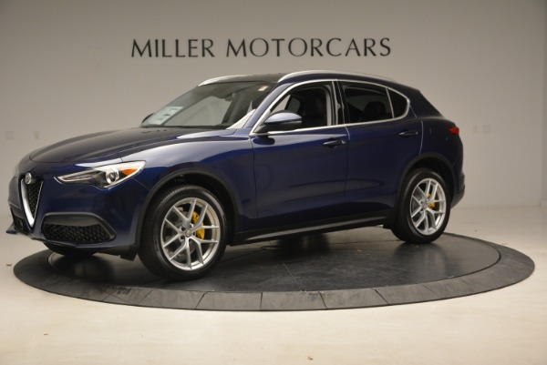 New 2019 Alfa Romeo Stelvio Ti Q4 for sale Sold at Maserati of Greenwich in Greenwich CT 06830 2