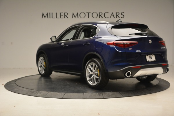 New 2019 Alfa Romeo Stelvio Ti Q4 for sale Sold at Maserati of Greenwich in Greenwich CT 06830 5