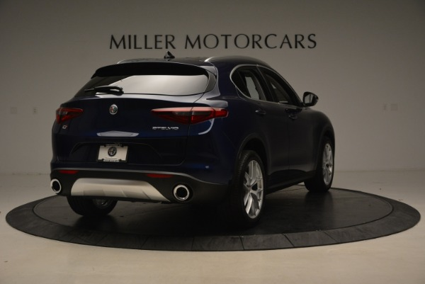 New 2019 Alfa Romeo Stelvio Ti Q4 for sale Sold at Maserati of Greenwich in Greenwich CT 06830 7