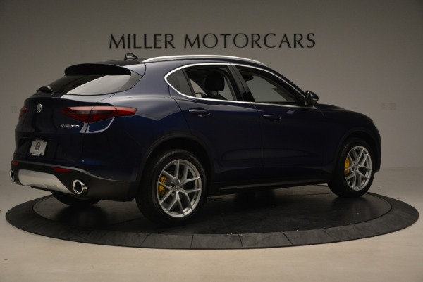 New 2019 Alfa Romeo Stelvio Ti Q4 for sale Sold at Maserati of Greenwich in Greenwich CT 06830 8