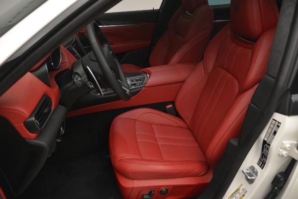 New 2019 Maserati Levante GTS for sale $130,910 at Maserati of Greenwich in Greenwich CT 06830 17
