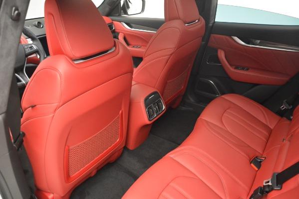 New 2019 Maserati Levante GTS for sale $130,910 at Maserati of Greenwich in Greenwich CT 06830 21