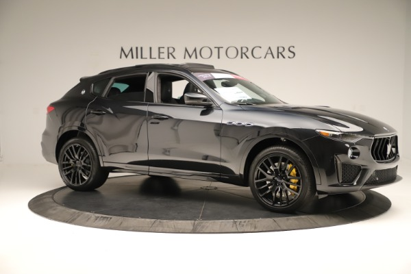 New 2019 Maserati Levante Trofeo for sale Sold at Maserati of Greenwich in Greenwich CT 06830 10