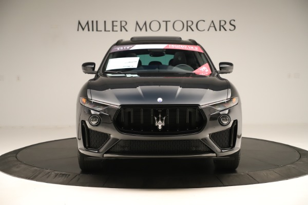 New 2019 Maserati Levante Trofeo for sale Sold at Maserati of Greenwich in Greenwich CT 06830 12