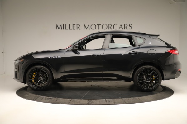 New 2019 Maserati Levante Trofeo for sale Sold at Maserati of Greenwich in Greenwich CT 06830 3