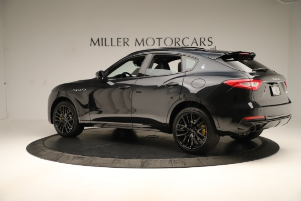 New 2019 Maserati Levante Trofeo for sale Sold at Maserati of Greenwich in Greenwich CT 06830 4