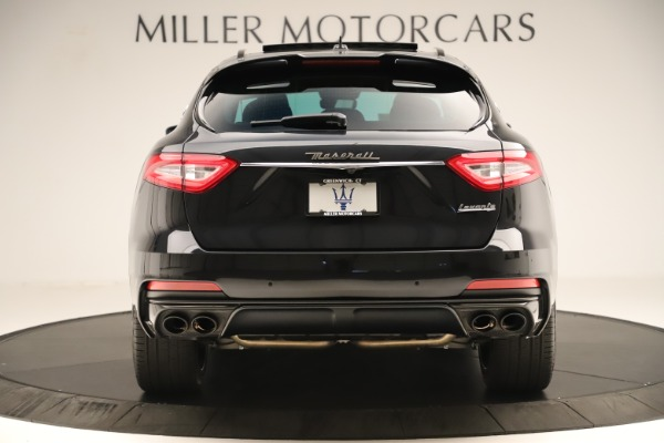 New 2019 Maserati Levante Trofeo for sale Sold at Maserati of Greenwich in Greenwich CT 06830 6