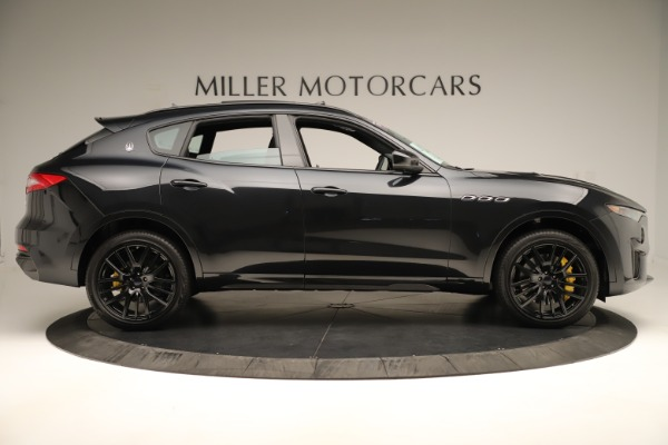 New 2019 Maserati Levante Trofeo for sale Sold at Maserati of Greenwich in Greenwich CT 06830 9