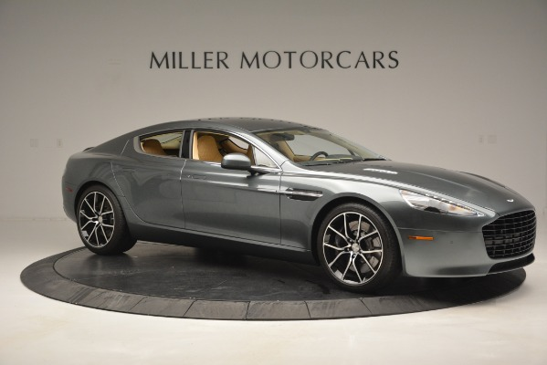 Used 2017 Aston Martin Rapide S Sedan for sale Sold at Maserati of Greenwich in Greenwich CT 06830 10