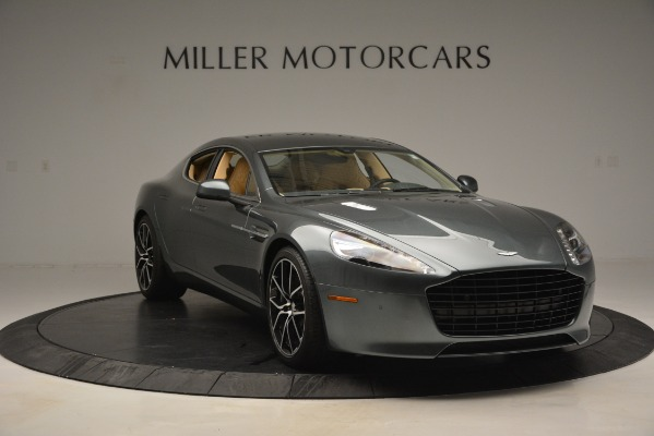 Used 2017 Aston Martin Rapide S Sedan for sale Sold at Maserati of Greenwich in Greenwich CT 06830 11