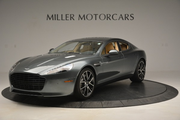 Used 2017 Aston Martin Rapide S Sedan for sale Sold at Maserati of Greenwich in Greenwich CT 06830 2