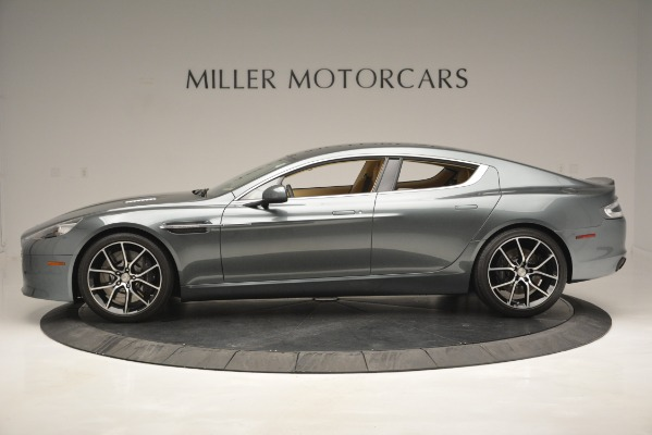 Used 2017 Aston Martin Rapide S Sedan for sale Sold at Maserati of Greenwich in Greenwich CT 06830 3