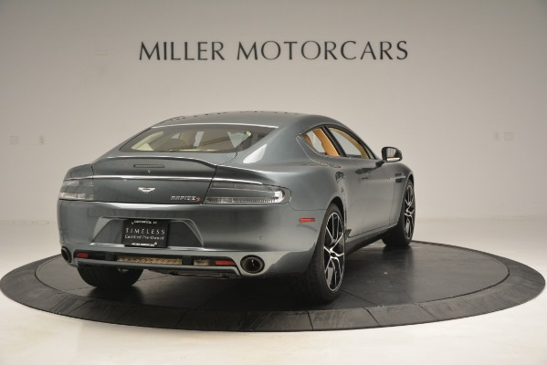 Used 2017 Aston Martin Rapide S Sedan for sale Sold at Maserati of Greenwich in Greenwich CT 06830 7