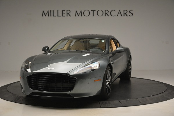 Used 2017 Aston Martin Rapide S Sedan for sale Sold at Maserati of Greenwich in Greenwich CT 06830 1