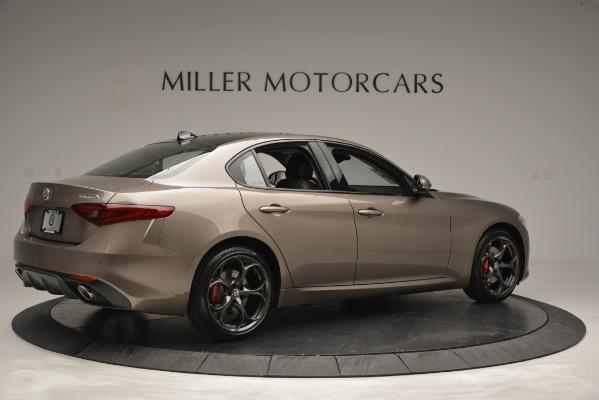 New 2019 Alfa Romeo Giulia Ti Sport Q4 for sale Sold at Maserati of Greenwich in Greenwich CT 06830 10