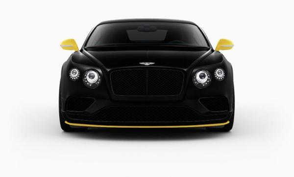 New 2017 Bentley Continental GT Speed Black Edition for sale Sold at Maserati of Greenwich in Greenwich CT 06830 2