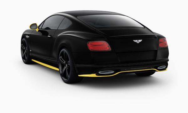 New 2017 Bentley Continental GT Speed Black Edition for sale Sold at Maserati of Greenwich in Greenwich CT 06830 4