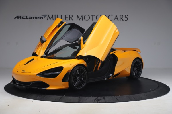 Used 2019 McLaren 720S Performance for sale $245,900 at Maserati of Greenwich in Greenwich CT 06830 10