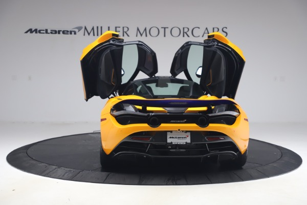 Used 2019 McLaren 720S Performance for sale $245,900 at Maserati of Greenwich in Greenwich CT 06830 13