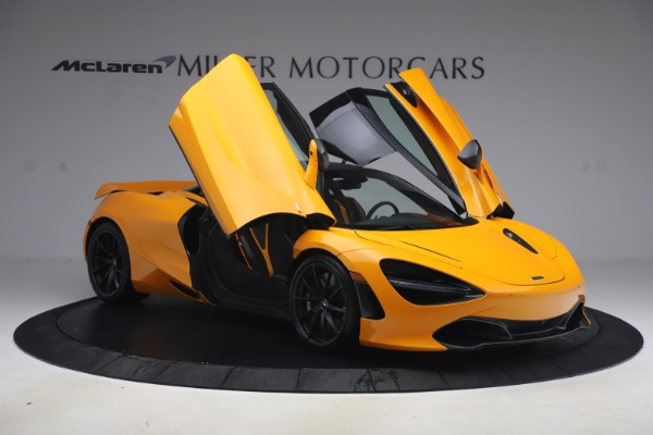 Used 2019 McLaren 720S Performance for sale $245,900 at Maserati of Greenwich in Greenwich CT 06830 16