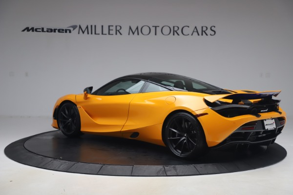 Used 2019 McLaren 720S Performance for sale $245,900 at Maserati of Greenwich in Greenwich CT 06830 3