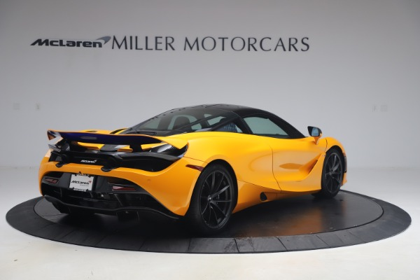 Used 2019 McLaren 720S Performance for sale $245,900 at Maserati of Greenwich in Greenwich CT 06830 5